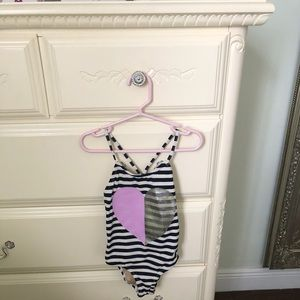 Crewcuts one piece swimsuit